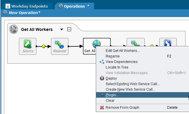 Workday Connector Endpoint - Jitterbit Success Central - Jitterbit