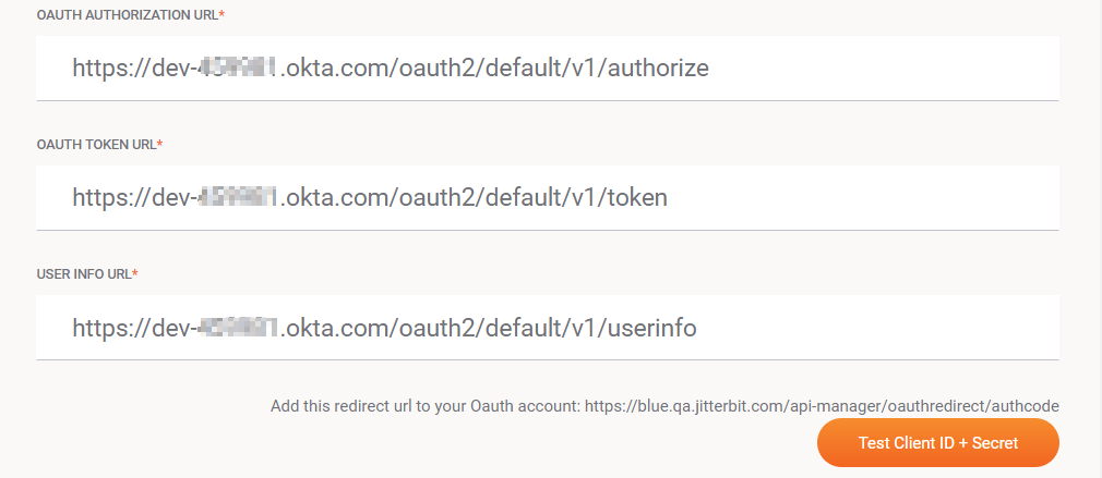 Swagger Oauth2
